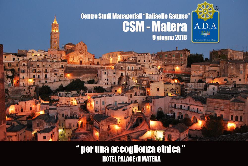 CSM – Matera