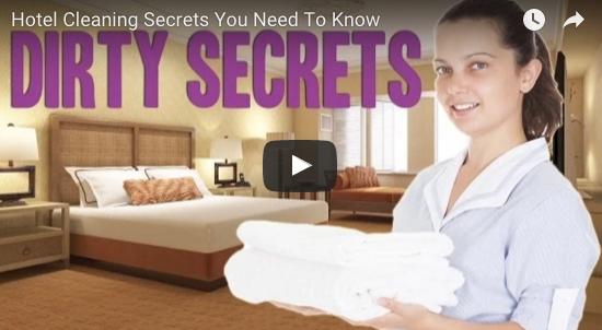 Pulizia delle camere in Hotel, consigli e segreti