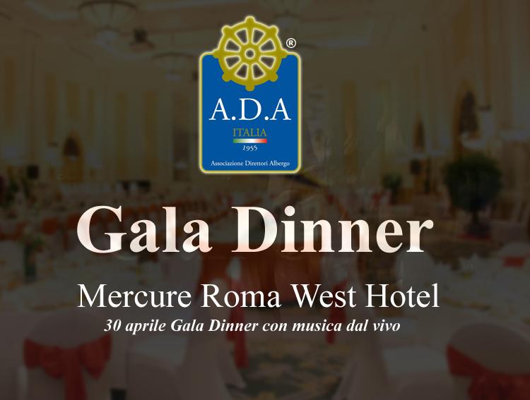 Gala Dinner A.D.A Italia