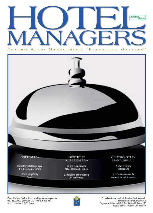 Hotel Managers – inverno 2017/2018