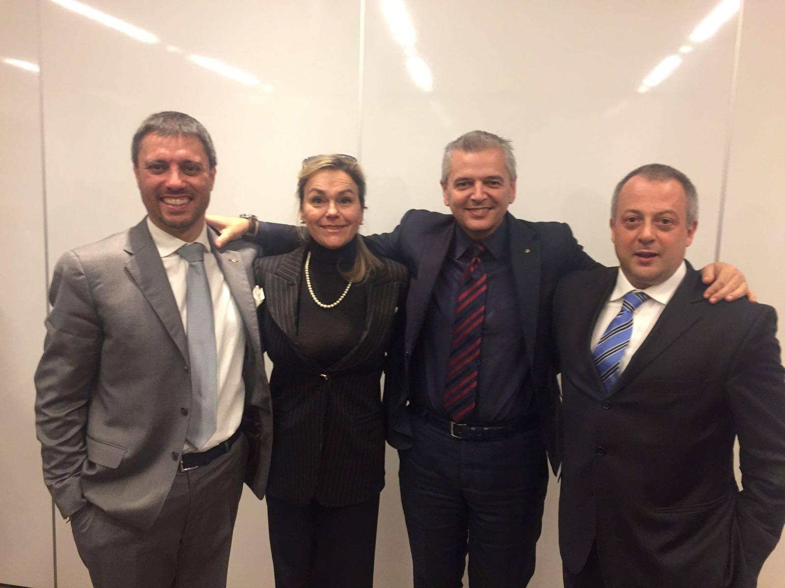 Nuovo consigli direttivo Ada Lazio