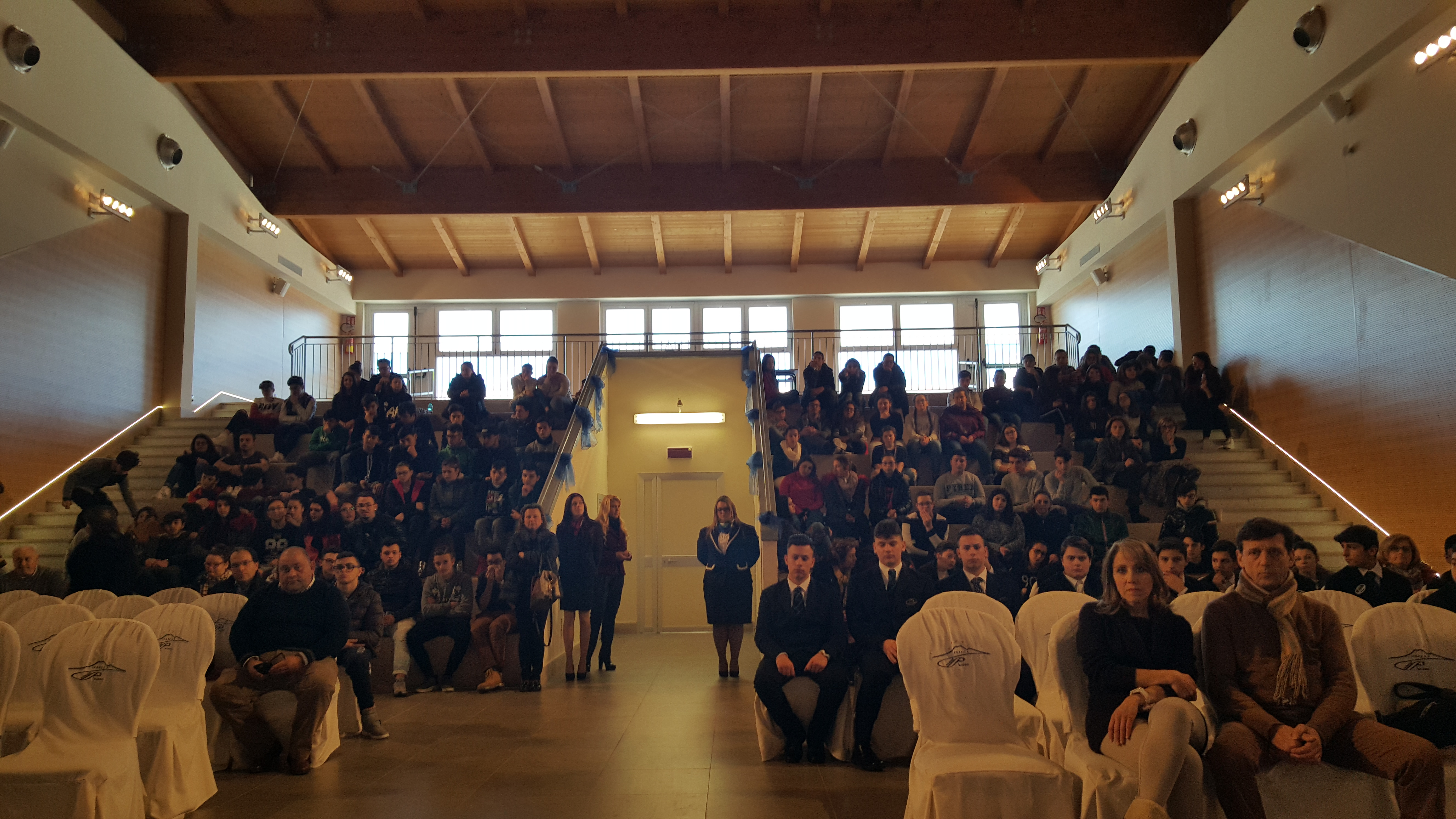 Intervento ADA Campania c/o IPSSEOA Carmine Russo di Cicciano | 27 Gen 2017