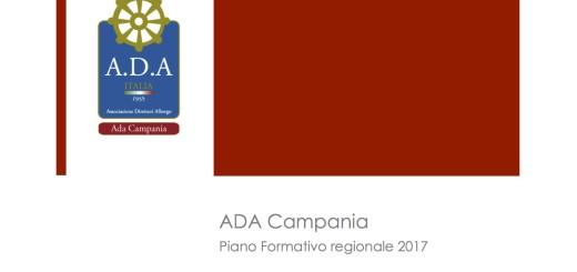 Copertina Piano Formativo 2017 ADA