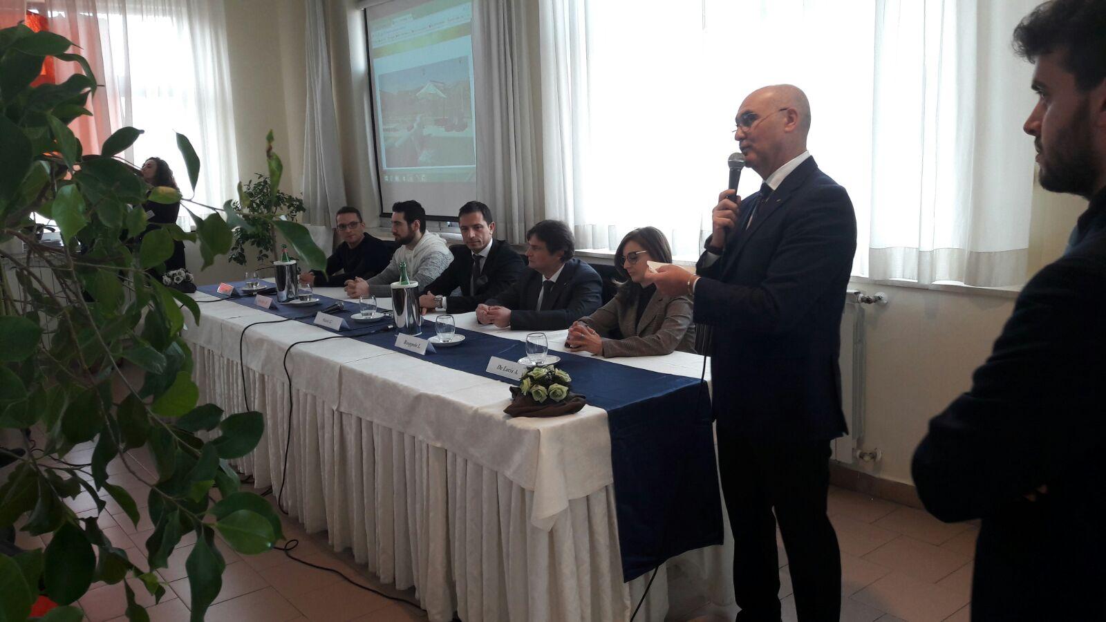 Intervento ADA Campania IPSAR Duca di Buonvicino | 2 feb 2017