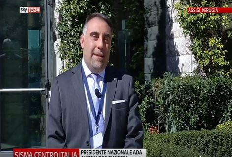 A.D.A. 63° Assemblea Nazionale – Assisi 2017 – SKYTG24