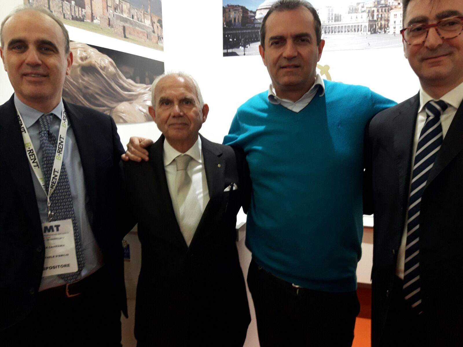ADA Campania alla BMT 2017
