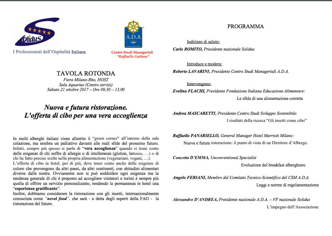 Host Milano/CSM