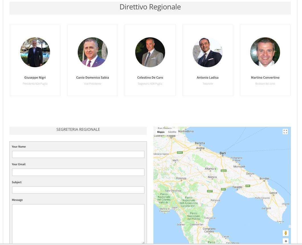 ADA Puglia – Connessa