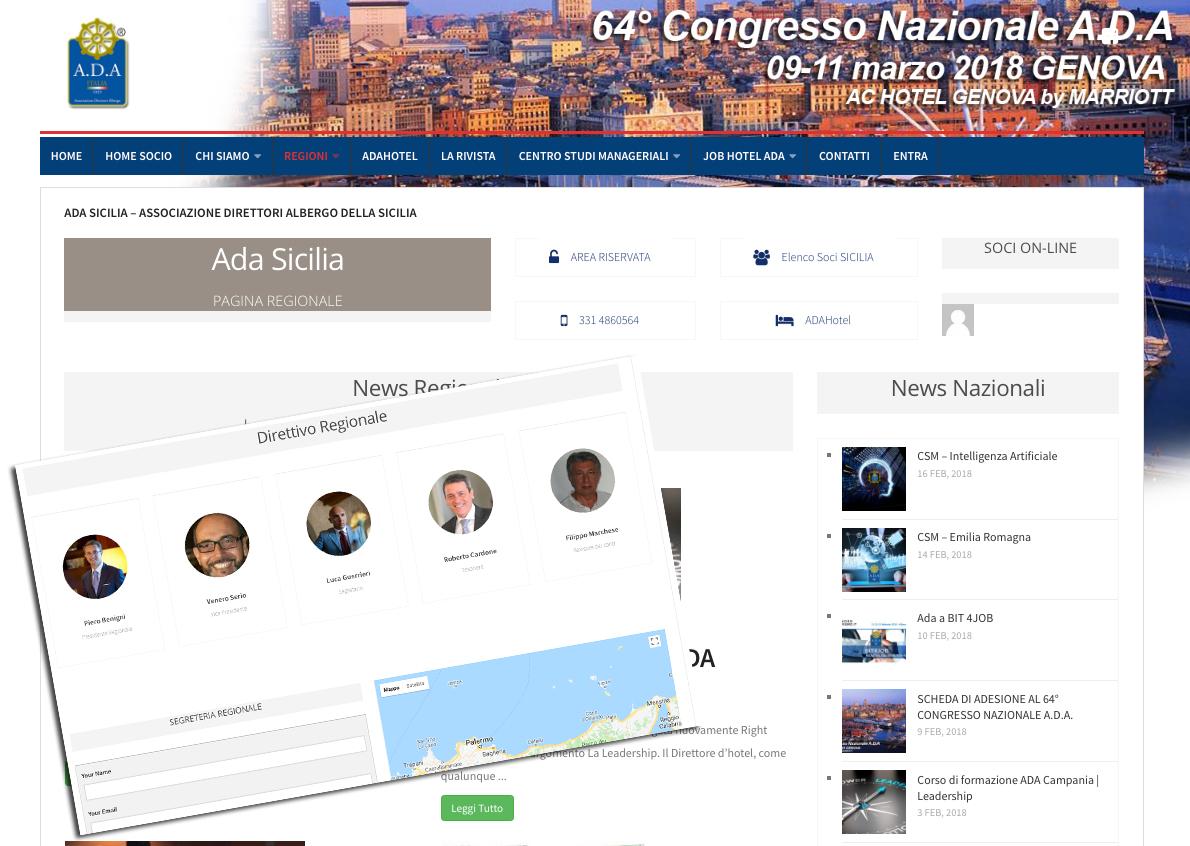 ADA Sicilia – Connessa
