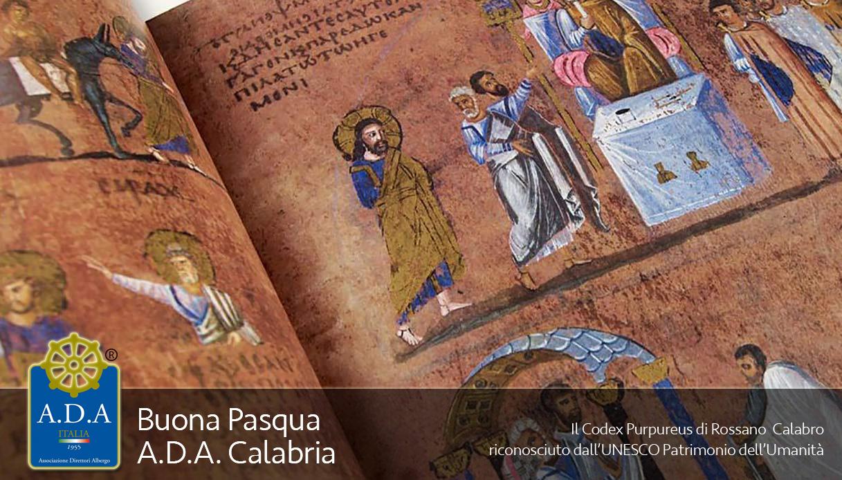 Buona Pasqua da A.D.A. Calabria