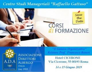 """CSM – ROMA  Corso di studio:""""Il Galateo Organizzativo"""""""