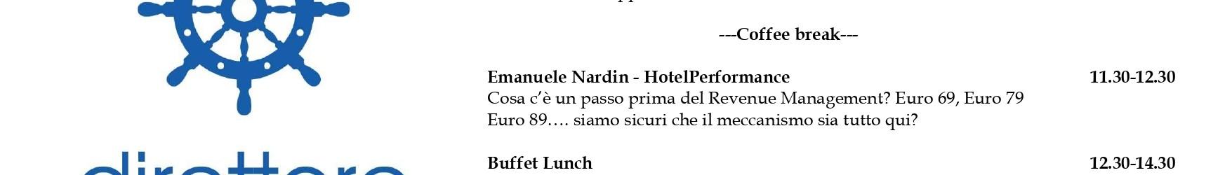 21 Novembre Valle di Assisi Resort 8.30>17.30