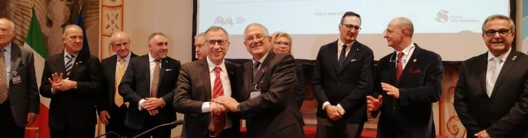 E' FRANCESCO GUIDUGLI, SOCIO A.D.A., IL NUOVO PRESIDENTE SOLIDUS!